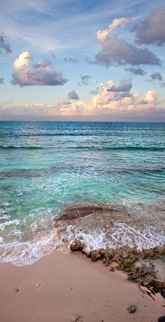 Beach, Sunset Beach Caribbean Sea Clouds Sundown #beach, #sunset, #beach, #caribbean, #sea, #clouds, #sundown