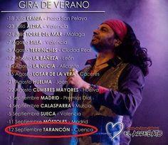 El Arrebato regresa de nuevo a Tarancón en Fiestas, este año actuará el 12 de septiembre
