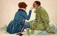 Pic - nic 1925 - cartolina