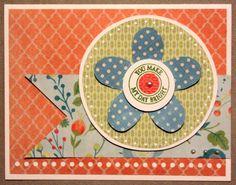 you make my day bright sketch sample - DIY Greeting card by Kiwi Lane Designs - kiwilane.com