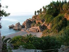 honeymoon destinations, beach
