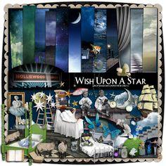 Deviant Scrap :: Full Digital Kits :: Wish Upon A Star