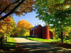 Vermont in the Fall...