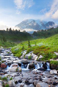 Myrtle Creek by Matt Purciel ~ Oregon*
