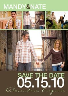 Cute idea for save the date's