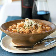 Classic Italian Soup Recipes | Pasta e Fagioli  | MyRecipes.com