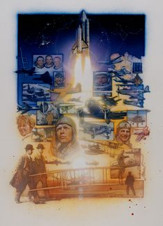 Drew Struzan, 100 Years of Powered Flight