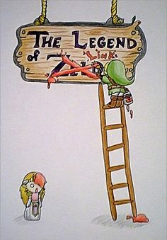 The Legend of Link!
