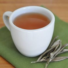 Have You Tried: Olive Leaf Tea?