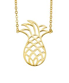 A symbol of hospitality, wear the pineapple to welcome new friends and cultivate great relationships. Loaded with tropical vibes, this pendant is a must have for Summers on the shore or vacations in p Pineapple Jewelry, Pineapple Necklace, Pineapple Gifts, Pineapple Art, Pineapple Express, Jewelry Accessories, Fashion Accessories, Jewelry Design, Silver Jewelry