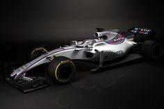 Primeras imágenes oficiales del equipo Williams de la formula 1 2017.