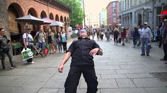 Karl Johan: Limbo time!  Glad I was by myself when I saw this as big roars of laughter.