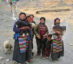 Tibet,Karo la pass,5 100m,16 733ft...   by anna carter, via 500px
