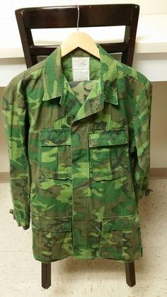 US Military Lime ERDL RDF Camouflage Set