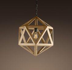Wood Polyhedron (RH)