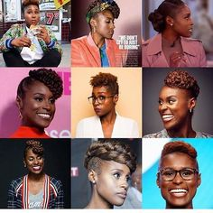 10 Times Insecure& Issa Rae Slayed The Natural Hair Game Natural Hair Tips, Natural Hair Journey, Natural Hair Styles, Twa Hairstyles, Protective Hairstyles, Latest Hairstyles, Issa Rae, Hair Game, African American Hairstyles
