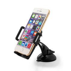 PRODUCT DETAILS : Survive the spills, live for the thrills. The TaoTronics TT-SH07 Windshield Smartphone Holder is a simple, easy to use holder for your phone. Using a super tight [ ]