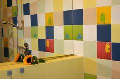 Bathroom for baby #tile#