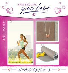 Enter #Silpada's Pin the Life You Love #Valentine's Day #Giveaway for your chance to #win #free #jewerly! #SilpadaLove