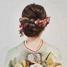 Hair Setting, Wedding Hairstyles, Kawaii, Hair Styles, Fashion, Hair Plait Styles, Moda, Fashion Styles, Hair Makeup