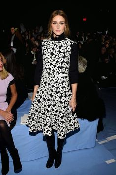 The Olivia Palermo Lookbook : Olivia Palermo At New York Fashion Week VI
