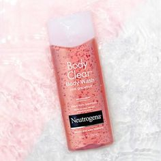 Neutrogena Body Clear Body Wash with Salicylic Acid Acne Treatment to Prevent Breakouts Pink Grapefruit Scent fl. oz Pack of Take a look at the picture by going to the link. (This is an affiliate link). Skin Care Regimen, Skin Care Tips, Acne Body Wash, Back Acne Treatment, Morning Beauty Routine, Salicylic Acid Acne, Acne Remedies, How To Treat Acne, Tips Belleza