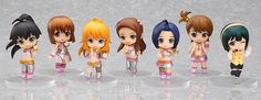 Buy Small trading figures - The Idolmaster 2 Mini Figures Nendoroid Million Dreams Ver. Stage 02 (Random Figure) - Archonia.com