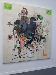 MICHAEL BAUER http://www.widewalls.ch/artist/michael-bauer/ #abstract #art #painting #sculpture