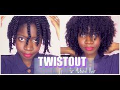 How I Get My Best Twistout - YouTube
