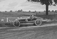 1922 Felice Nazzaro. Grand Prix de l'ACF Strasbourg. FIAT