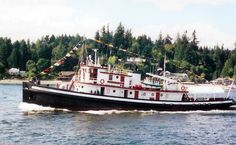 IRTA - International Retired Tugboat Association