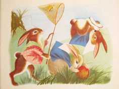 O piquenique dos coelhos