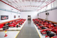 Ferrari Headquarters in Maranello Italy 1