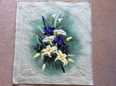 Lilies of the Field by Faith McCloud!  Lovely!