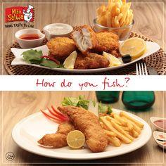 Which #Monsalwa #fish based product do you like?
