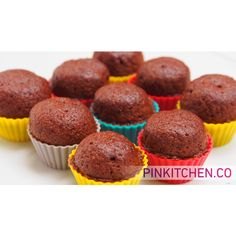 Colorful cakes! #cake #Pinkitchen