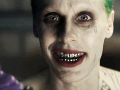 We have more pics of Jared Leto's Joker, and they