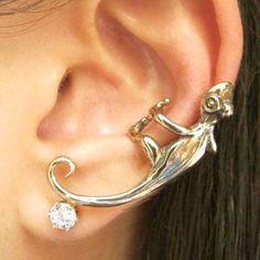 Lizard Ear Cuff- $9+$3 shipping