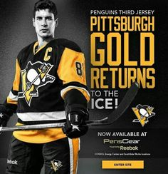 Pittsburgh gold!