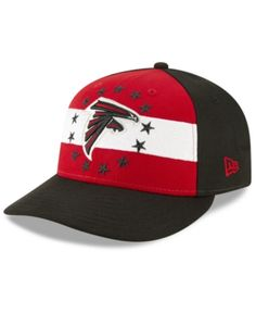 competitive price 3fe6e 5b132 New Era Atlanta Falcons Draft Low Profile 59FIFTY-fitted Cap - Black 6 7 8