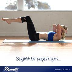 Sağlıklı bir yaşam için spora devam #xenofitturkiye #spor #fit #fitness #xenofit