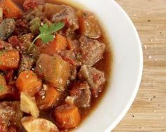 Râgout de viande aux tomates épicées spécial Cookeo