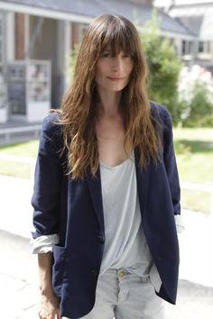 I think she might be my new style crush....Caroline de Maigret - the Fashion Spot