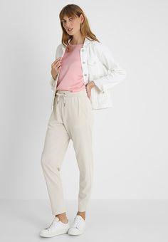 Soyaconcept Pantalones - sand - Zalando.es Templates, Drop Crotch, Legs, Pants, Sports