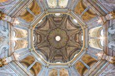 Cúpula da igreja de Santa Maria di Canepanova, em Pavia.