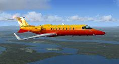 VegasAir Bombardier Lear 45