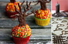Ideias de cupcakes para o Halloween