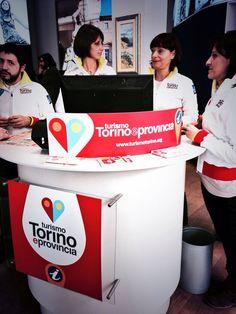11/3/2014 Turismo Torino apre un nuovo corner in via Garibaldi con Intesa San Paolo