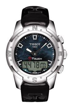 Tissot T-Touch II Titanium T047.220.46.126.00