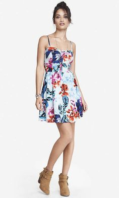 Express Cami Sundress - Tropical #jlpbwtowa